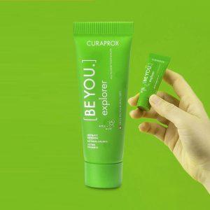 [BE YOU.] Apple + Aloe Travel Toothpaste (10ml)